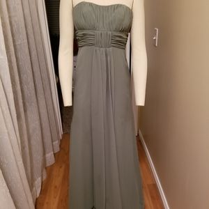 ALFRED ANGELO Strapless Gown